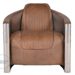 Aviator Series Mid Century Arm Chair